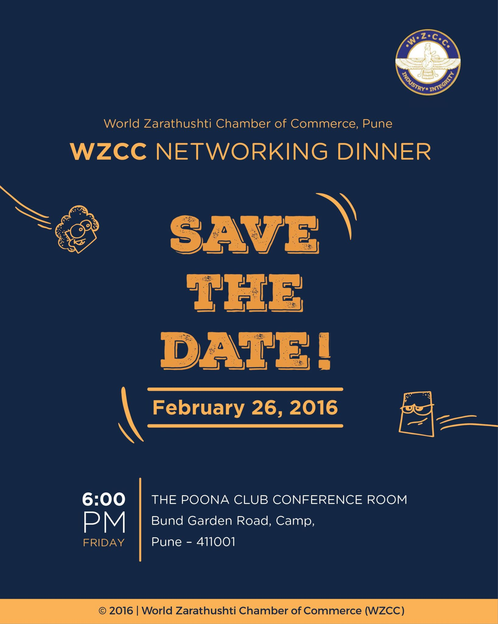 Save the Date-Feb 26